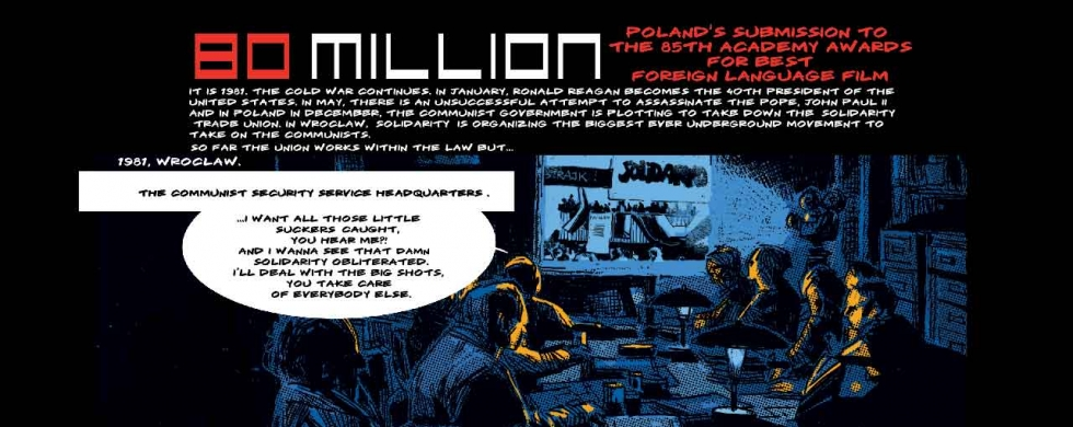 80 million as a comic book