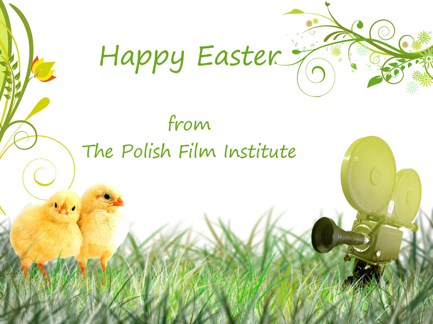 Happy Easter from the Polish Film Institute