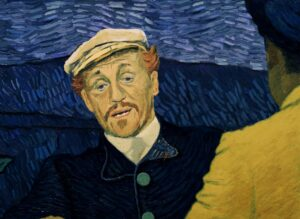 """Loving Vincent"" - World Premiere in Main Competition at Annecy!"
